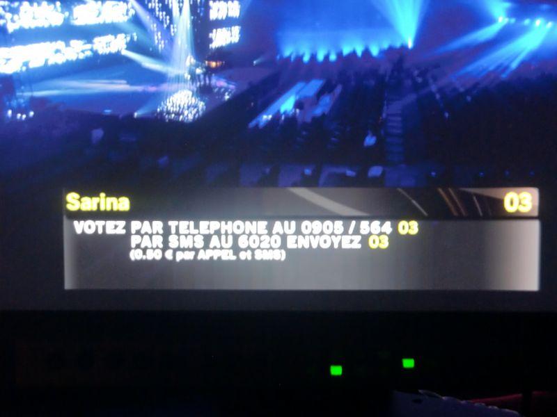 Eurovision répétition finale 035